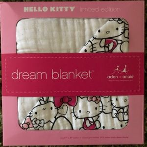 Limited Edition Hello Kitty Aden & Anais